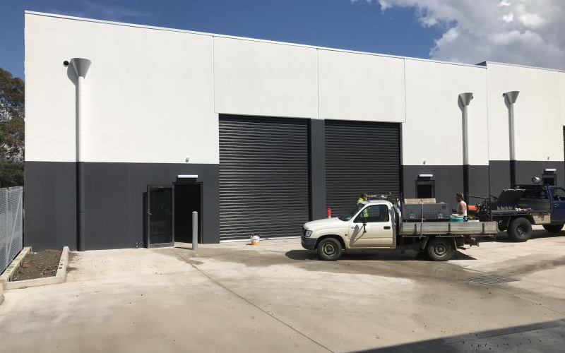 commercial building suppliers geelong